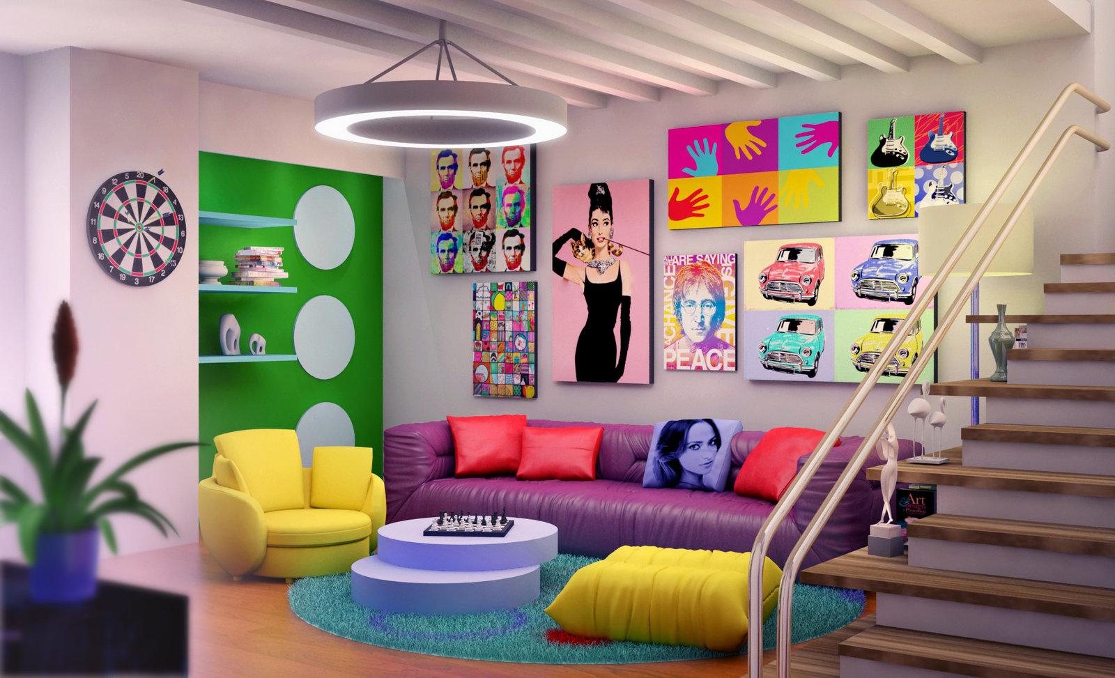 Pengertian Desain Pop Art Percetakan Undangan Di Malang